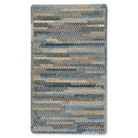 Capel Rugs Habitat 2-Foot 3-Inch x 4-Foot Accent Rug in Blue