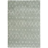 Capel Rugs Nador 7-Foot 10-Inch x 11-Foot Area Rug in Mint