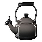 Le Creuset® Demi 1.25 qt. Whistling Tea Kettle in Oyster