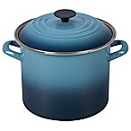Le Creuset® 8 qt. Stock Pot in Marine
