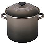 Le Creuset® 10 qt. Stock Pot in Oyster