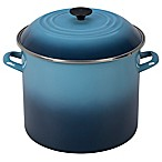 Le Creuset® 16 qt. Stock Pot in Marine
