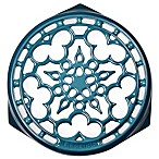 Le Creuset® Deluxe 9-Inch Round Trivet in Marine