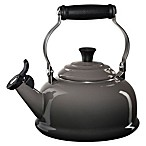 Le Creuset® 1.7 qt. Whistling Tea Kettle in Oyster