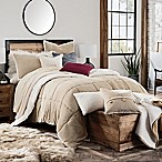 UGG® Hudson Reversible 3-Piece King Comforter Set in Oatmeal