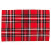 Marydel Plaid Placemat
