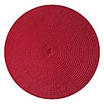 Benson Mills Ombre Placemat in Scarlet