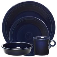 Fiesta® 4-Piece Place Setting in Cobalt Blue