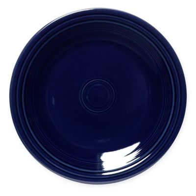 Fiesta® Dinner Plate in Cobalt Blue  sc 1 st  Bed Bath \u0026 Beyond & Buy Fiesta® Dinner Plate Open Stock Plates from Bed Bath \u0026 Beyond