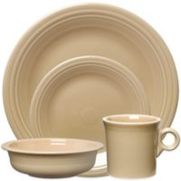 Fiesta® 4-Piece Place Setting in Ivory