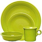 Fiesta® 4-Piece Place Setting in Lemongrass