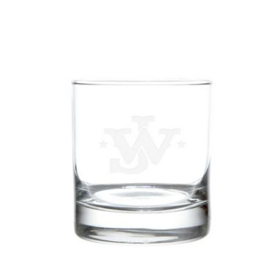 rolf glass john wayne monogram on the rocks glasses set of 4