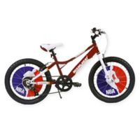 NBA Miami Heat 20-Inch Kids Mountain Bike in Red/White