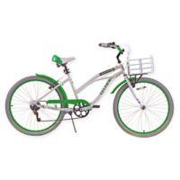 NBA 26-Inch 7-Speed Boston Celtics Beach Cruiser Bicycle