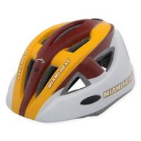 NBA Miami Heat Size Medium Toddler Bicycle Helmet