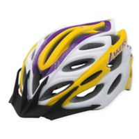 NBA Los Angeles Lakers Adult Bicycle Helmet