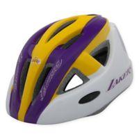 NBA Los Angeles Lakers Kid Small Bicycle Helmet
