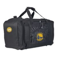 "NBA Golden State Warriors ""Roadblock"" Duffel Bag by The Northwest in Black"