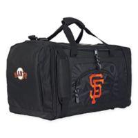 "MLB San Francisco Giants ""Roadblock"" Duffel Bag by The Northwest in Black"