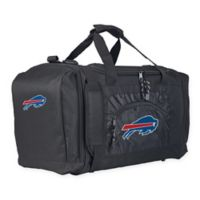 "NFL Buffalo Bills ""Roadblock"" Duffel Bag by The Northwest in Black"