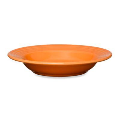 Fiesta® Rim Soup Bowl in Tangerine  sc 1 st  Bed Bath u0026 Beyond & Buy Tangerine Fiesta Dinnerware from Bed Bath u0026 Beyond