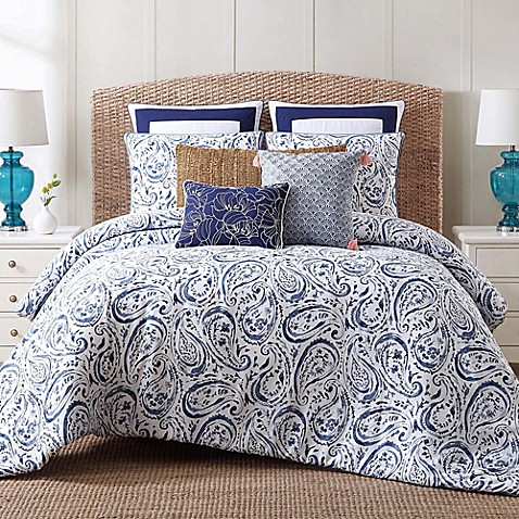 Indienne Paisley Comforter Set Bed Bath Amp Beyond