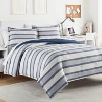 IZOD® Kenton Full/Queen Comforter Set in Indigo