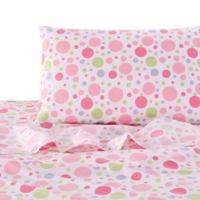 Levtex Home Mya Full Sheet Set in Pink
