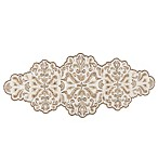 Beaded Medallion 34-Inch Table Runner in Gold