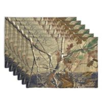 Design Imports Realtree® Reversible Placemats (Set of 6)