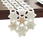 Snowy Dream 72-Inch Table Runner