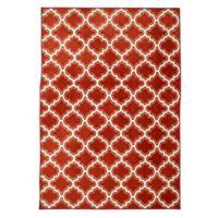 Mohawk Home® Calabasas Uno 7-Foot 6-Inch x 10-Foot Area Rug in Red