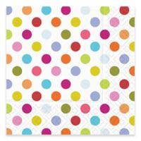 Design Design 20-Count Pattern Pop Cocktail Napkin