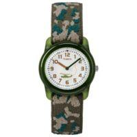 Timex® Time Machines Children's 29mm Camouflage Watch