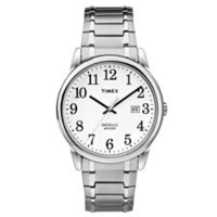 Timex® Easy Reader® Men's 38mm Watch in Brass with Stainless Steel Expansion Band