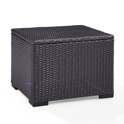 Buy Outdoor Wicker Coffee Table From Bed Bath Beyond - Gray wicker coffee table