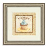 Chocolate Cupcake Wall Art
