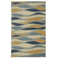 Mohawk Home Line Works 7-Foot 6-Inch x 10-Foot Multicolor Area Rug