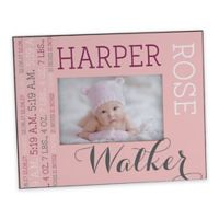 Darling Baby Girl Picture Frame