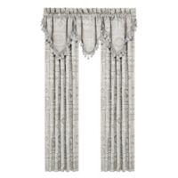 J. Queen New York™ Marissa 84-Inch Rod Pocket Room Darkening Window Curtain Panel Pair in Spa