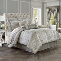 J. Queen New York™ Marissa Queen Comforter Set in Spa
