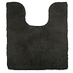 Wamsutta® Ultra Soft Contour Bath Rug in Charcoal