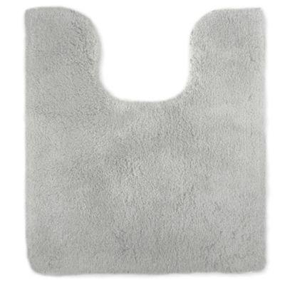 Wamsutta® UltraSoft Contour Bath Rug In Silver