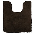 Wamsutta® Ultra Soft Contour Bath Rug in Chocolate