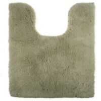 Wamsutta® Ultra Soft Contour Bath Rug in Sage