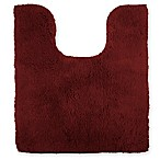 Wamsutta® Ultra Soft Contour Bath Rug in Garnet