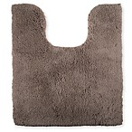 Wamsutta® Ultra Soft Contour Bath Rug in Taupe