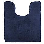 Wamsutta® Ultra Soft Contour Bath Rug in Denim Blue