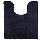 Wamsutta® Ultra Soft Contour Bath Rug in Navy