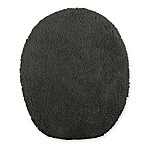 Wamsutta® Ultra Soft Universal Toilet Lid Cover in Charcoal